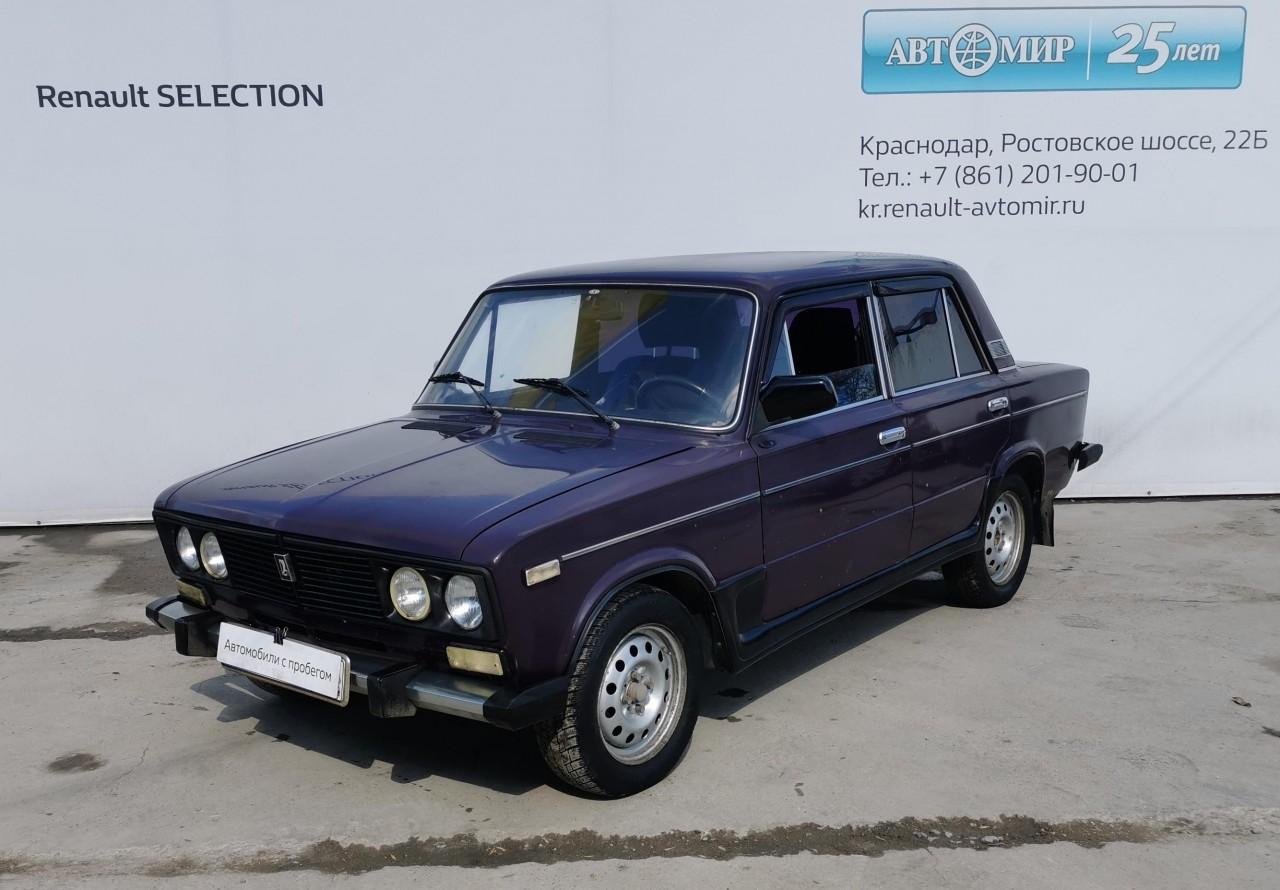 LADA (ВАЗ) 2106 1976 - 2006