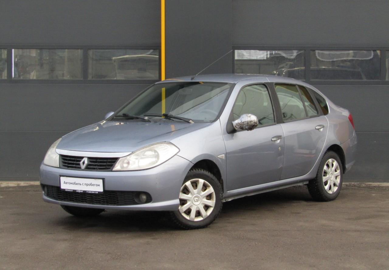 Renault Symbol 2008 - 2012