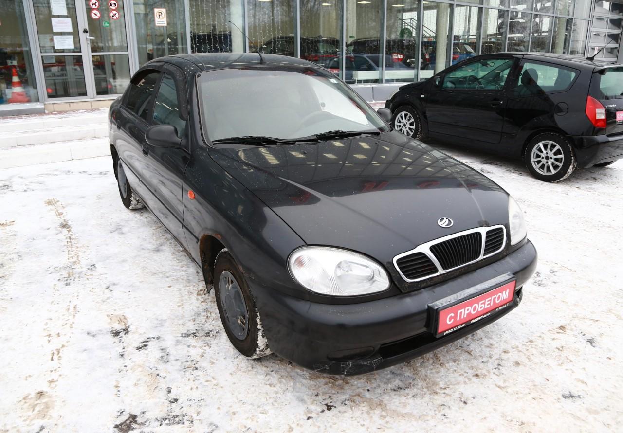 ЗАЗ Sens Sedan 2004 - 2009