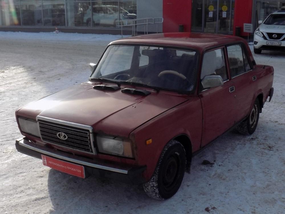 LADA (ВАЗ) 2107 1982 - 2012