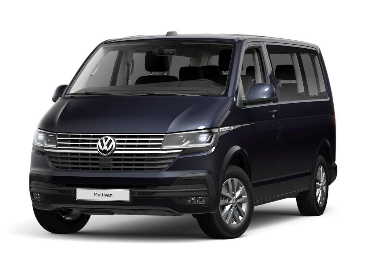 Volkswagen Multivan 2009 - 2015
