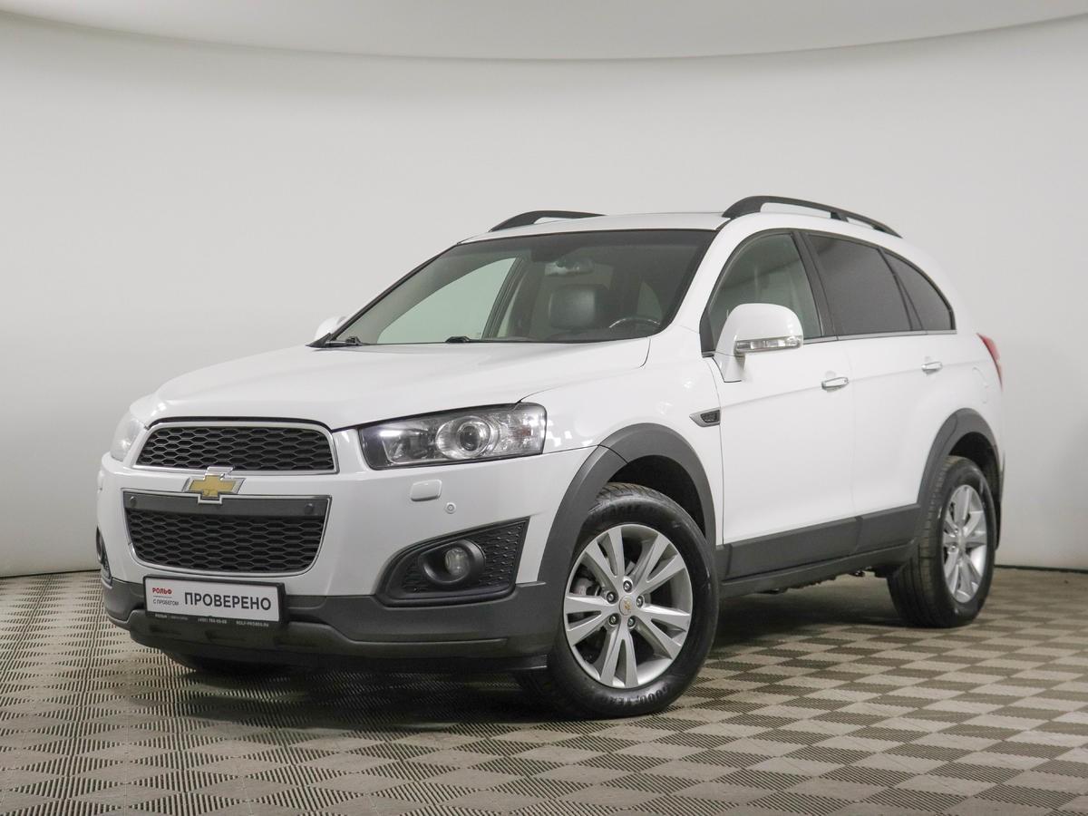 Chevrolet Captiva 2013 - 2016