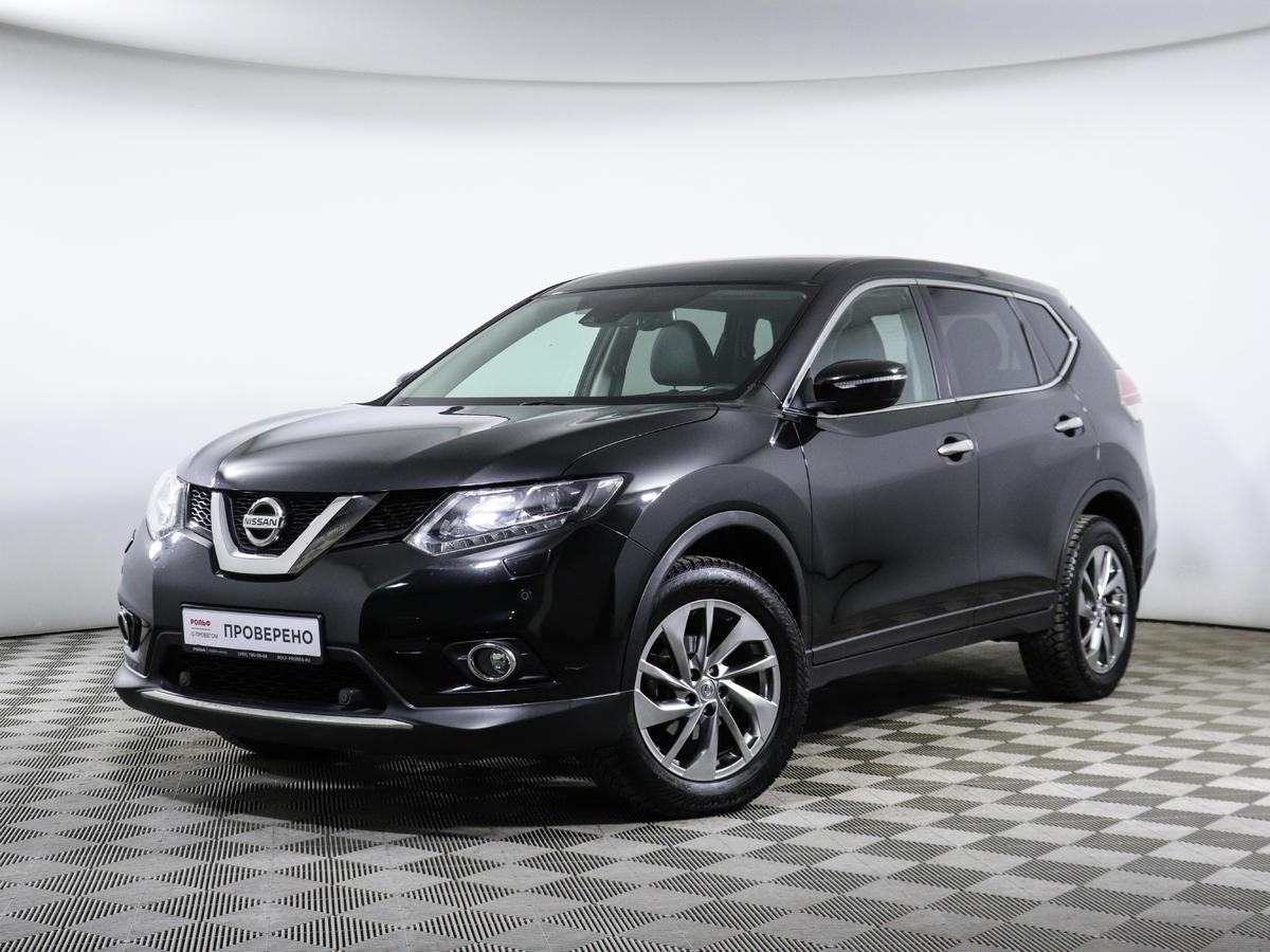 Nissan X-Trail 2013 - 2019
