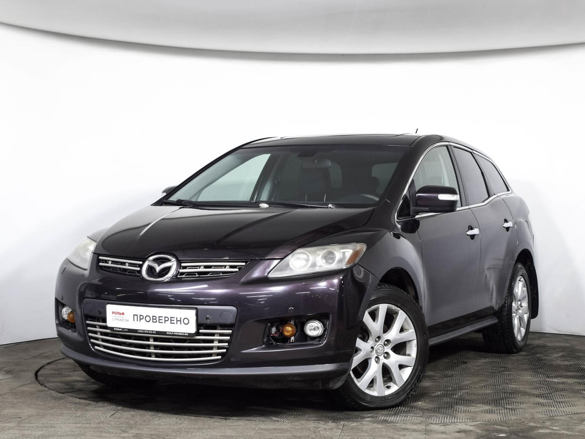 Mazda CX-7 2006 - 2009