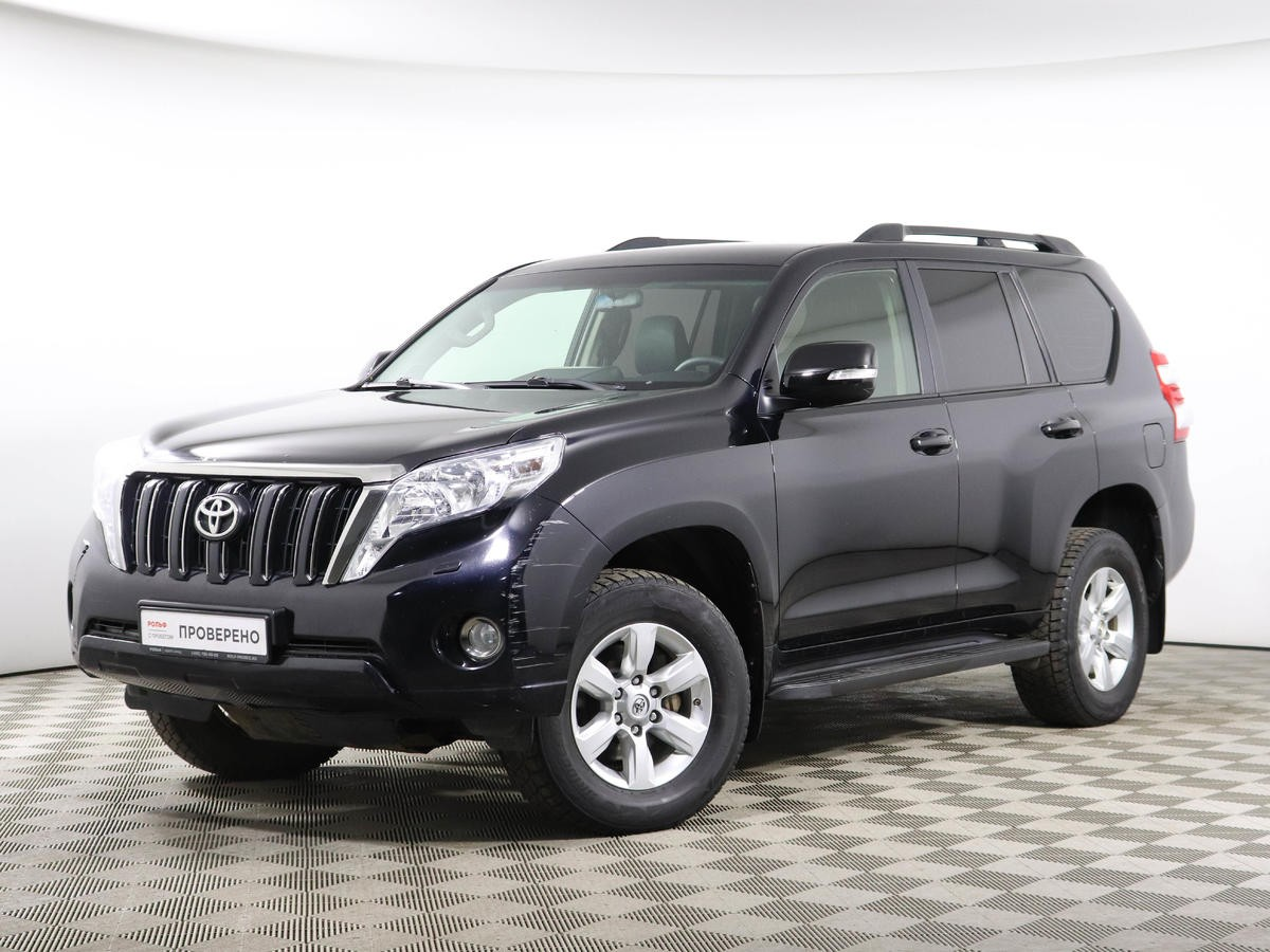Toyota Land Cruiser Prado 2013 - 2017