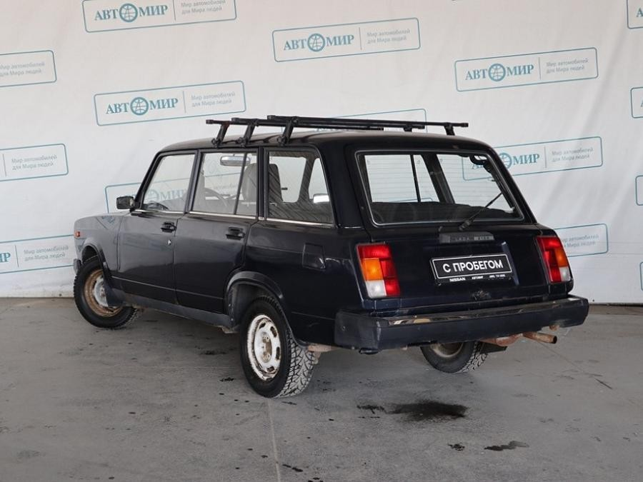 LADA (ВАЗ) 2104 1984 - 2012