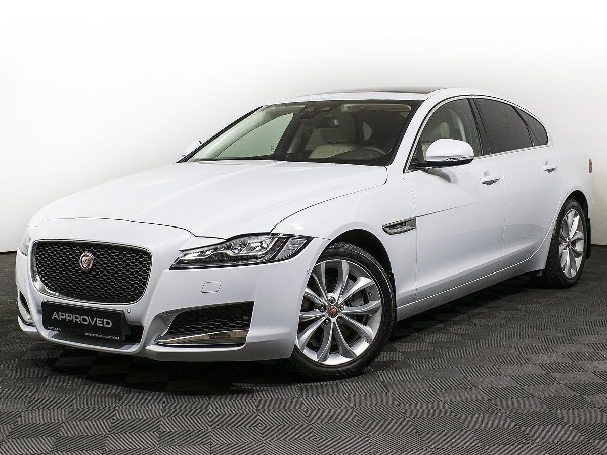 Jaguar XF Sedan 2015 - по н.в.