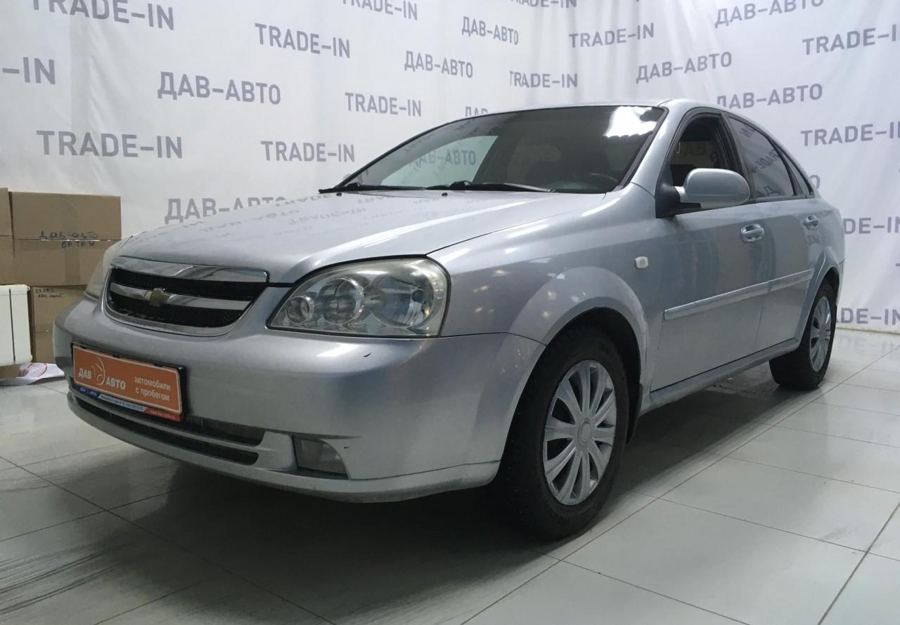 Chevrolet Lacetti Sedan 2004 - 2013