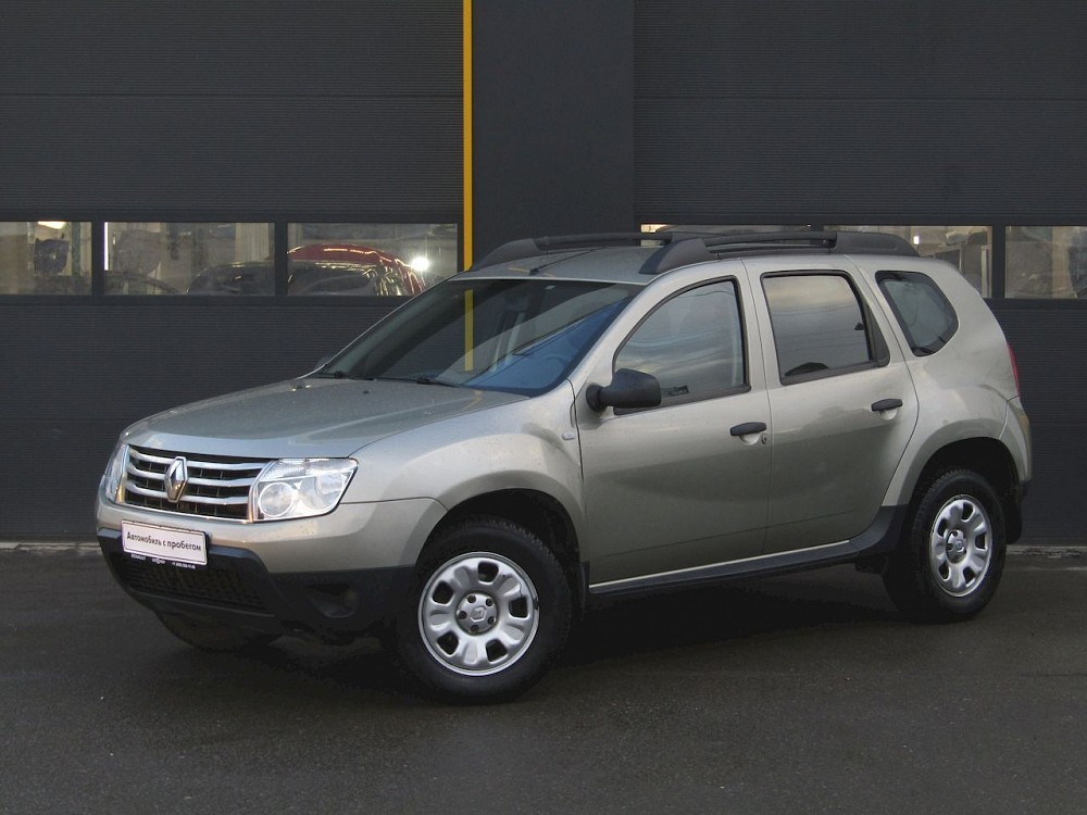 Renault Duster 2010 - 2015