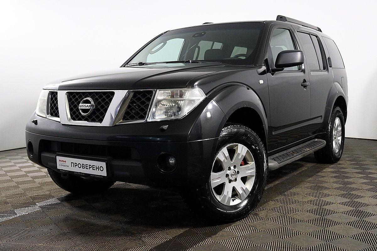 Nissan Pathfinder 2004 - 2010