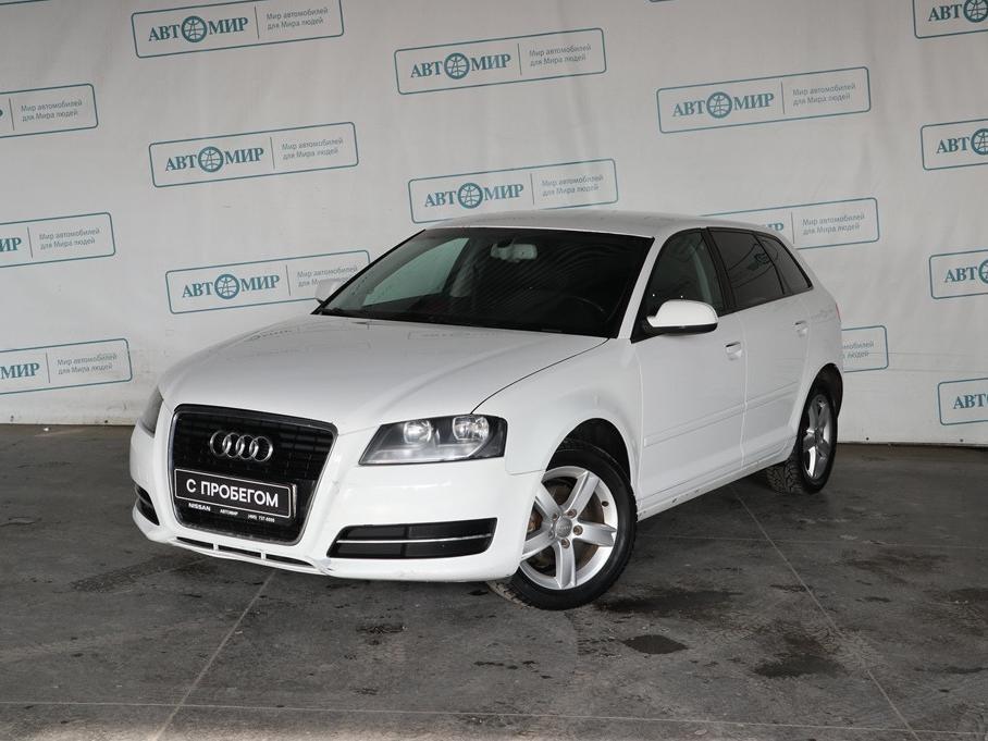 Audi A3 Hatchback 2008 - 2013