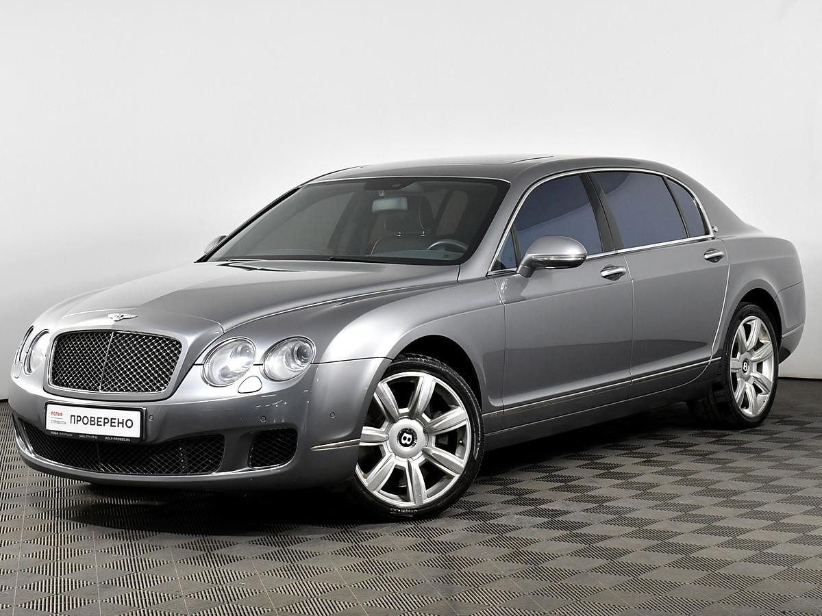 Bentley Continental Flying Spur 2005 - 2012