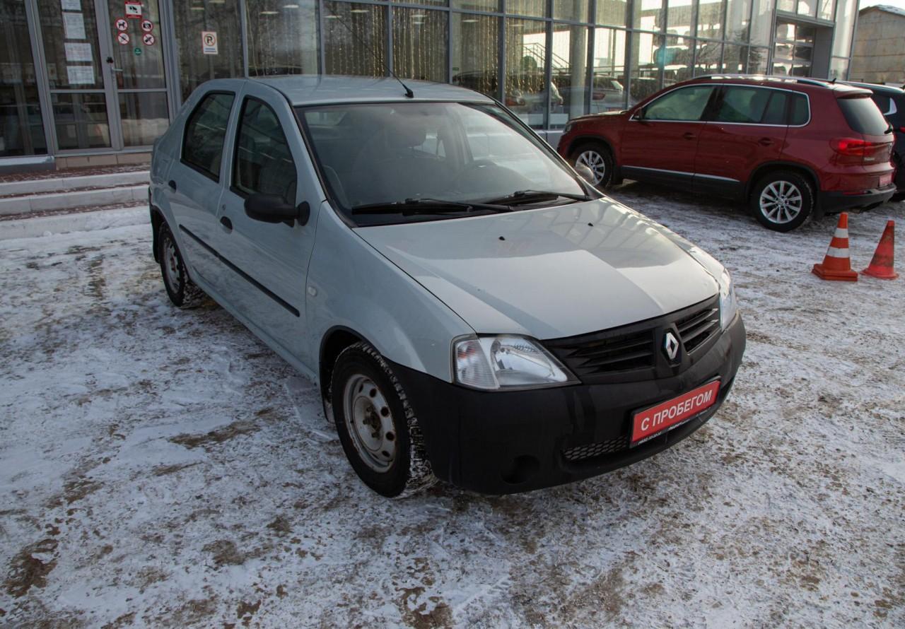 Renault Logan Sedan 2004 - 2009