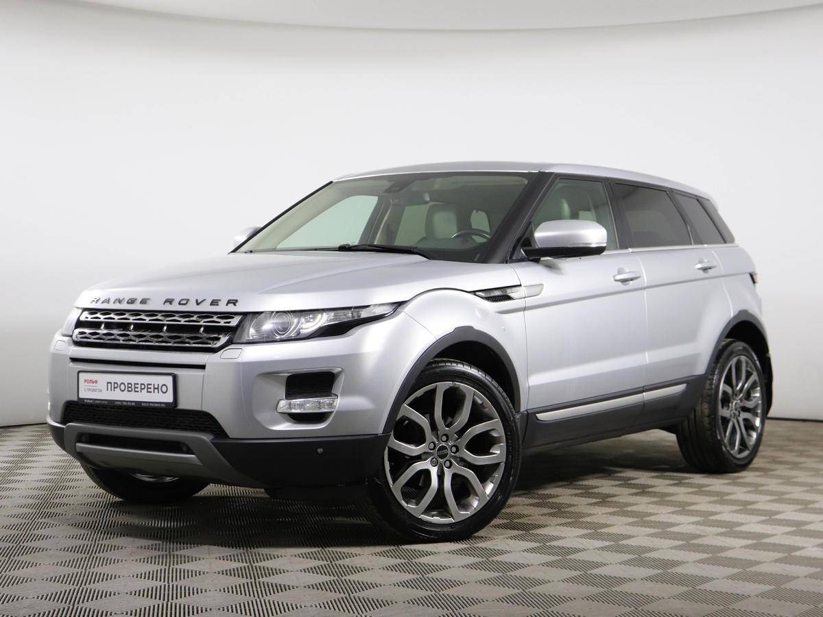 Land Rover Range Rover Evoque 2011 - 2015