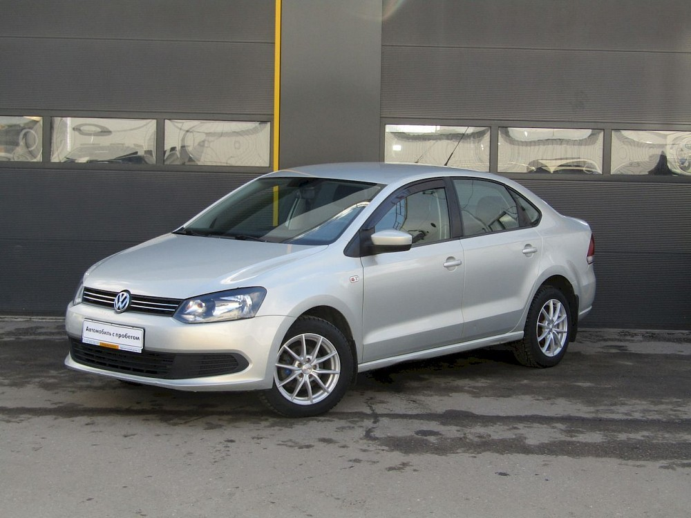 Volkswagen Polo Sedan 2010 - 2015