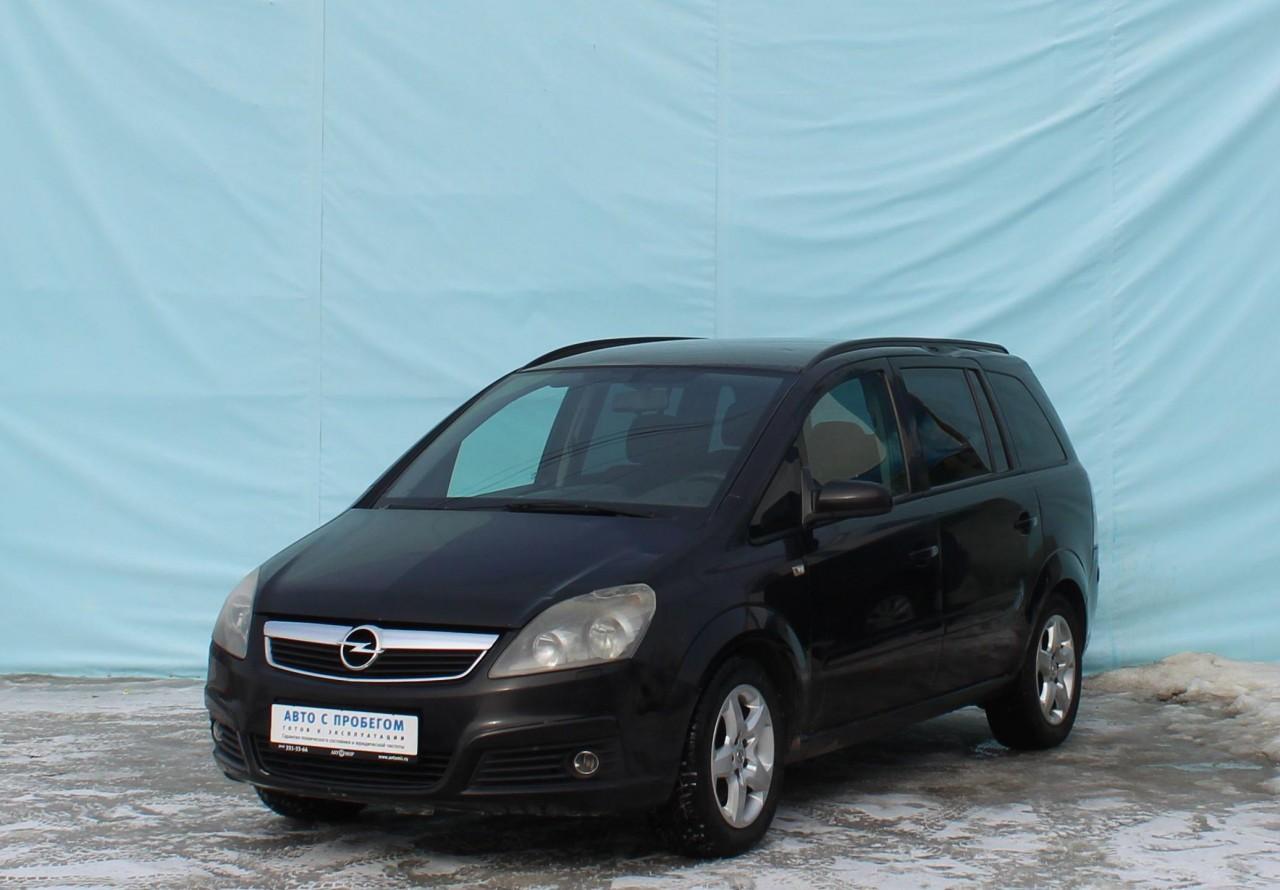 Opel Zafira Compactvan 2005 - 2008