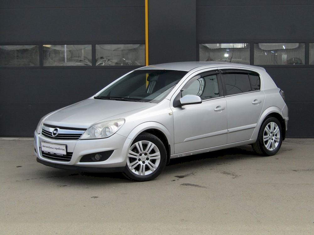 Opel Astra Hatchback 2004 - 2007