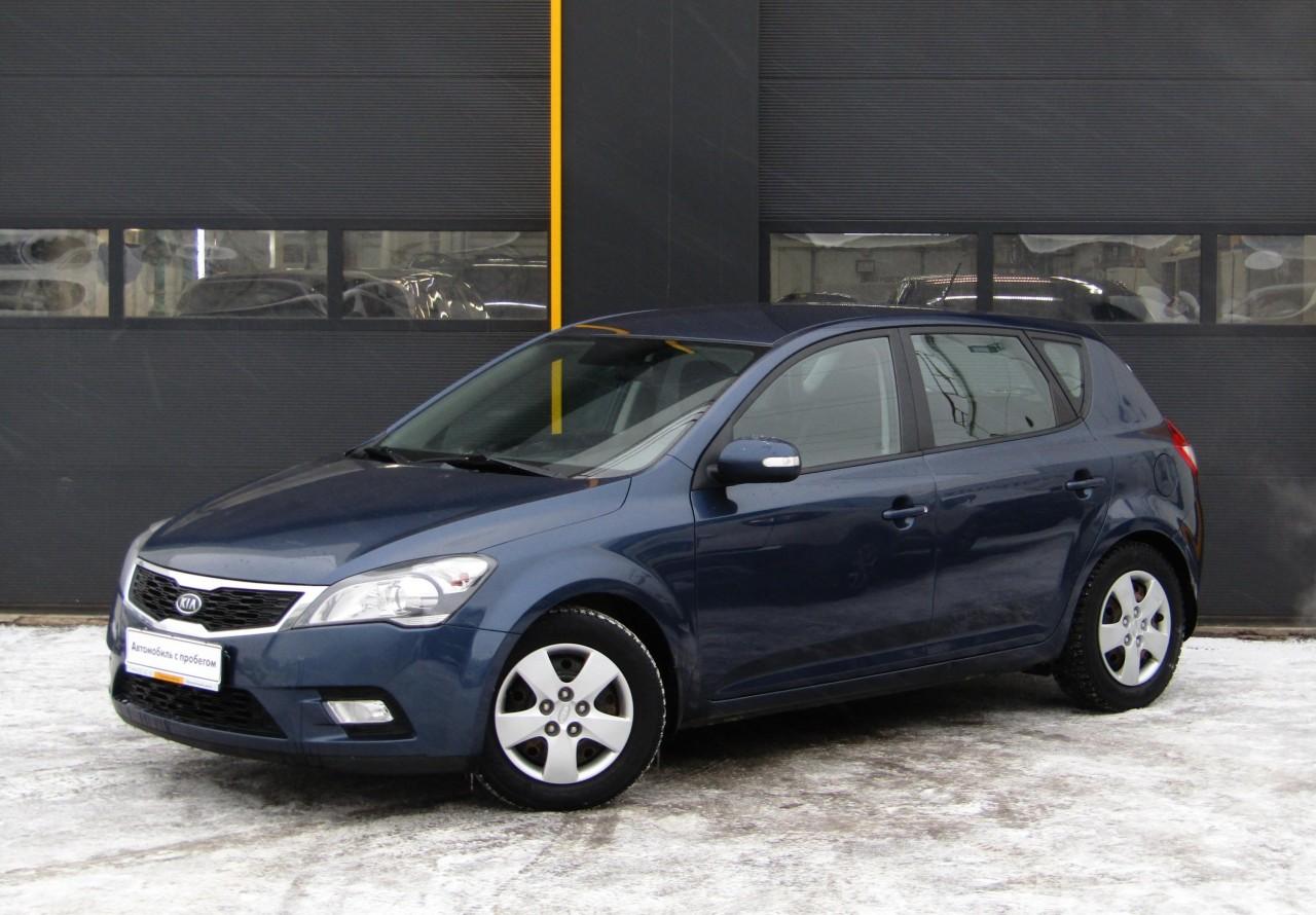 Kia Ceed Hatchback 2010 - 2012