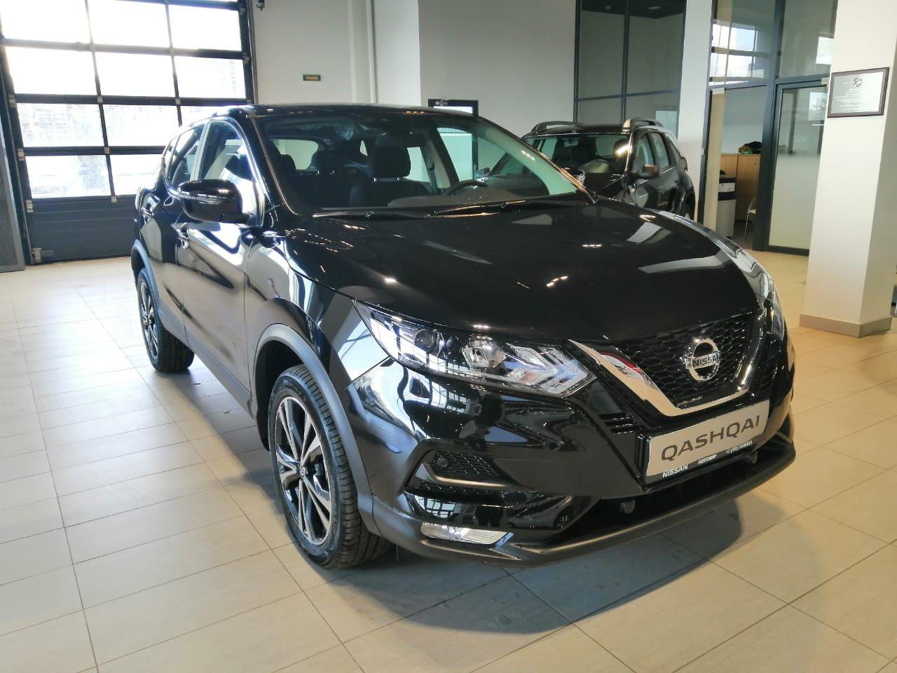 Nissan Qashqai 2017 - по н.в.