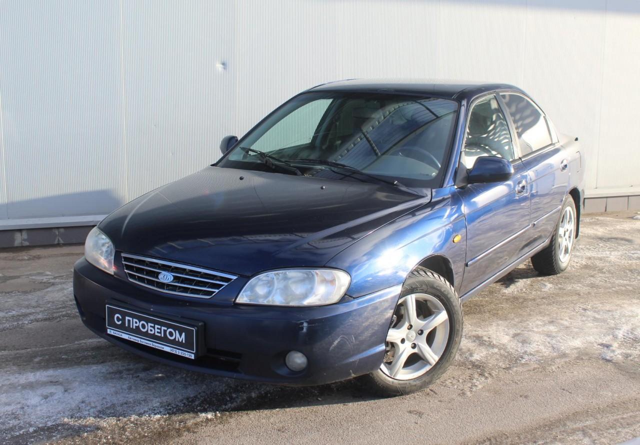 Kia Spectra Sedan 2004 - 2011