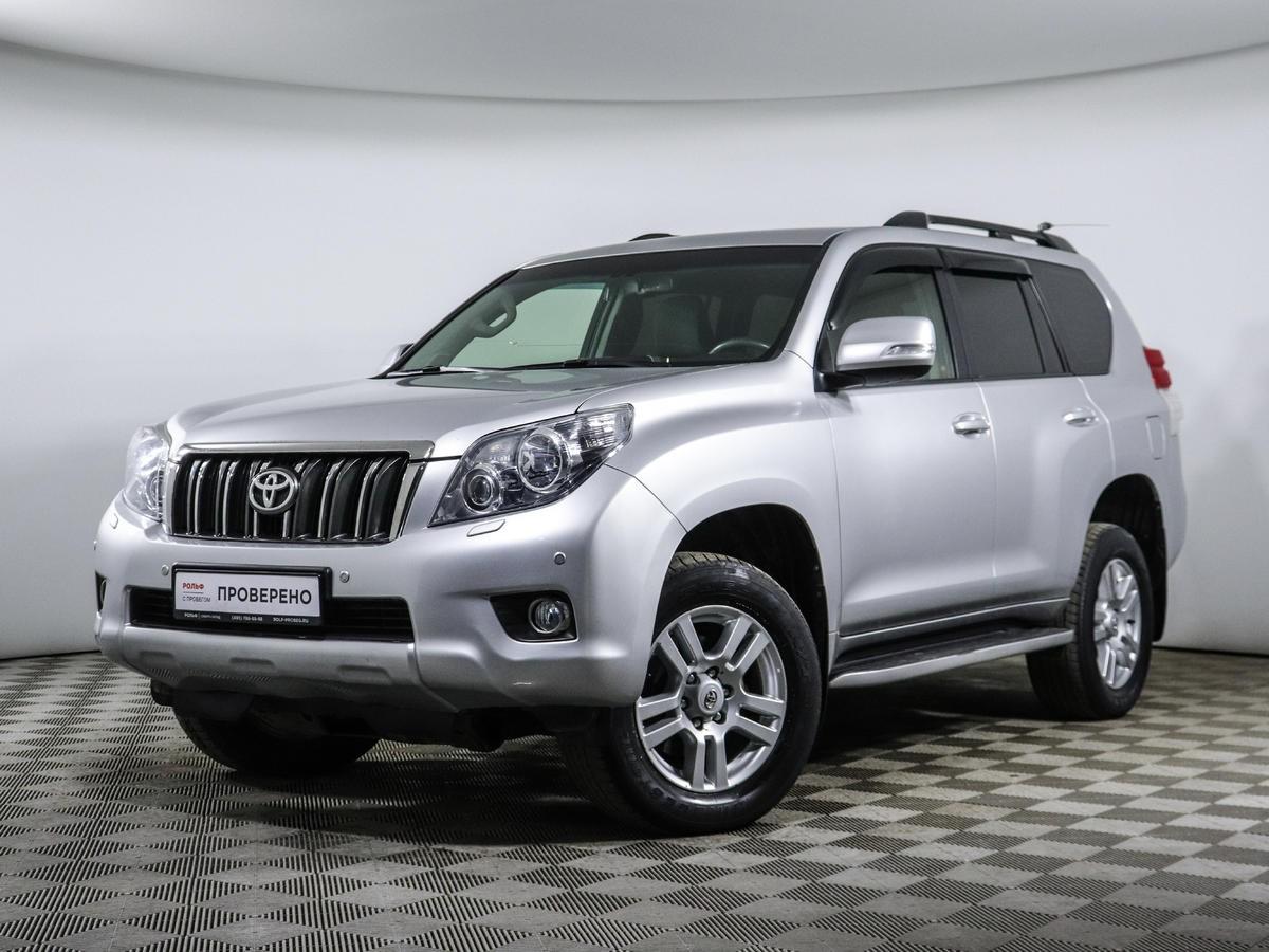 Toyota Land Cruiser Prado 2009 - 2013