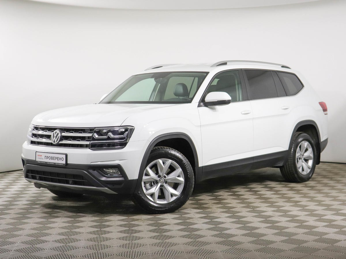 Volkswagen Teramont 2017 - по н.в.