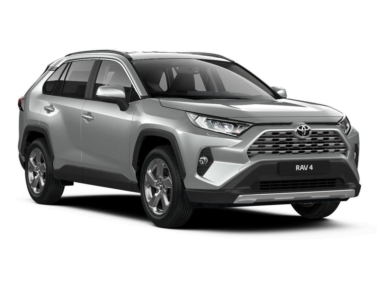 Toyota RAV4 2018 - по н.в.