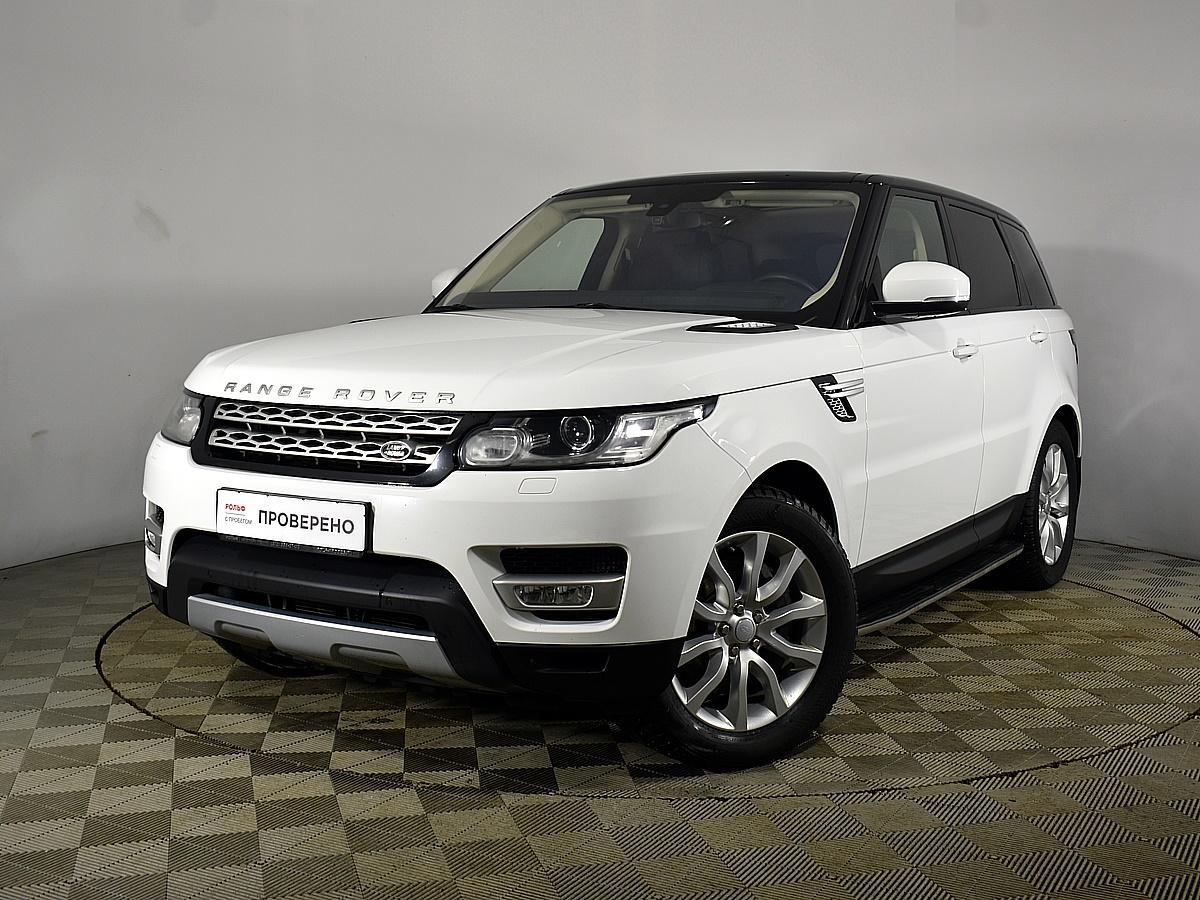 Land Rover Range Rover Sport 2013 - 2017