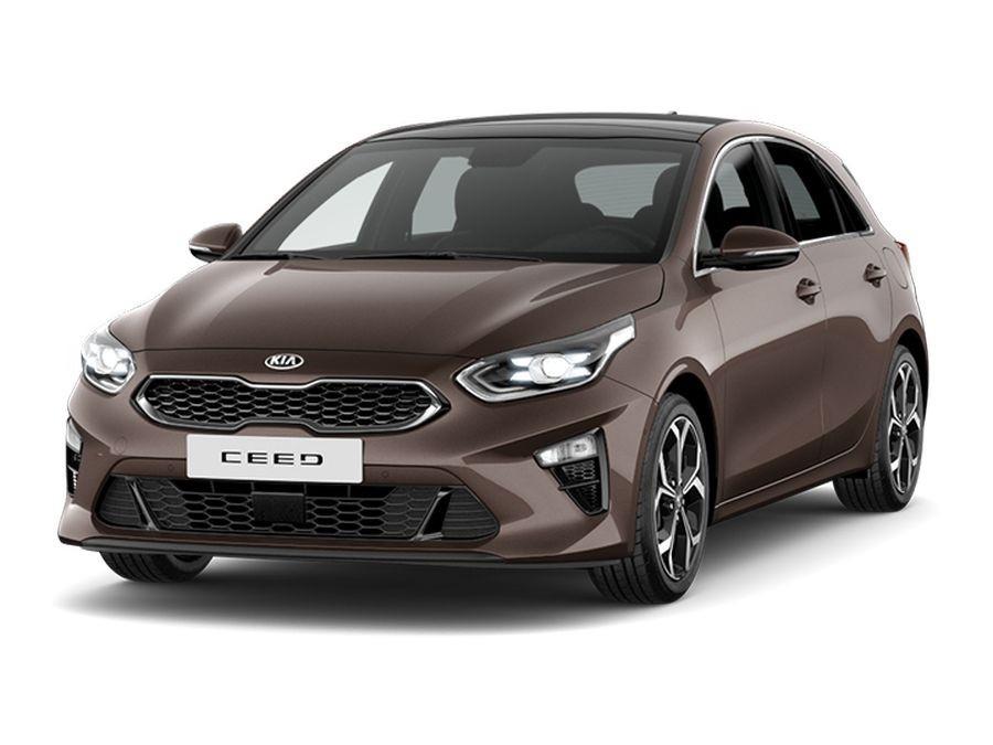 Kia Ceed Hatchback 2018 - по н.в.
