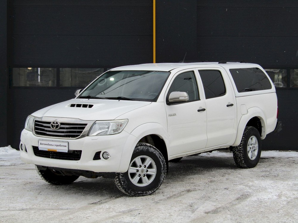Toyota Hilux 2011 - 2015