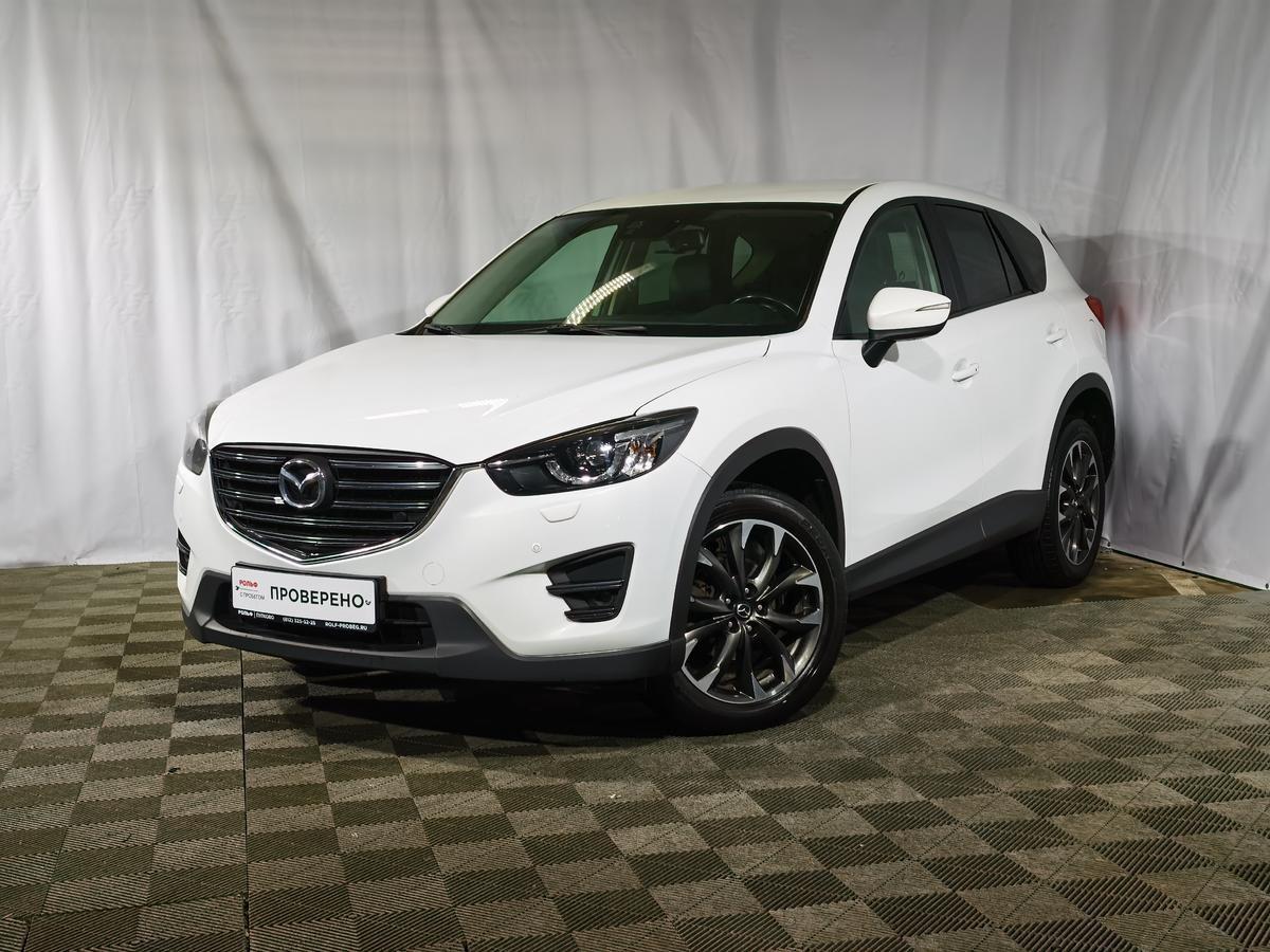 Mazda CX-5 2015 - 2017