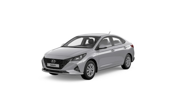 Hyundai Solaris Sedan 2010 - 2014