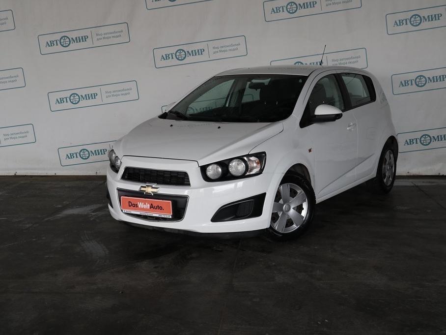 Chevrolet Aveo Hatchback 2011 - 2015