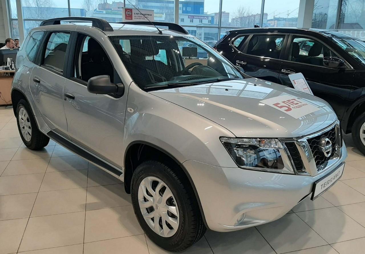 Nissan Terrano 2014 - по н.в.