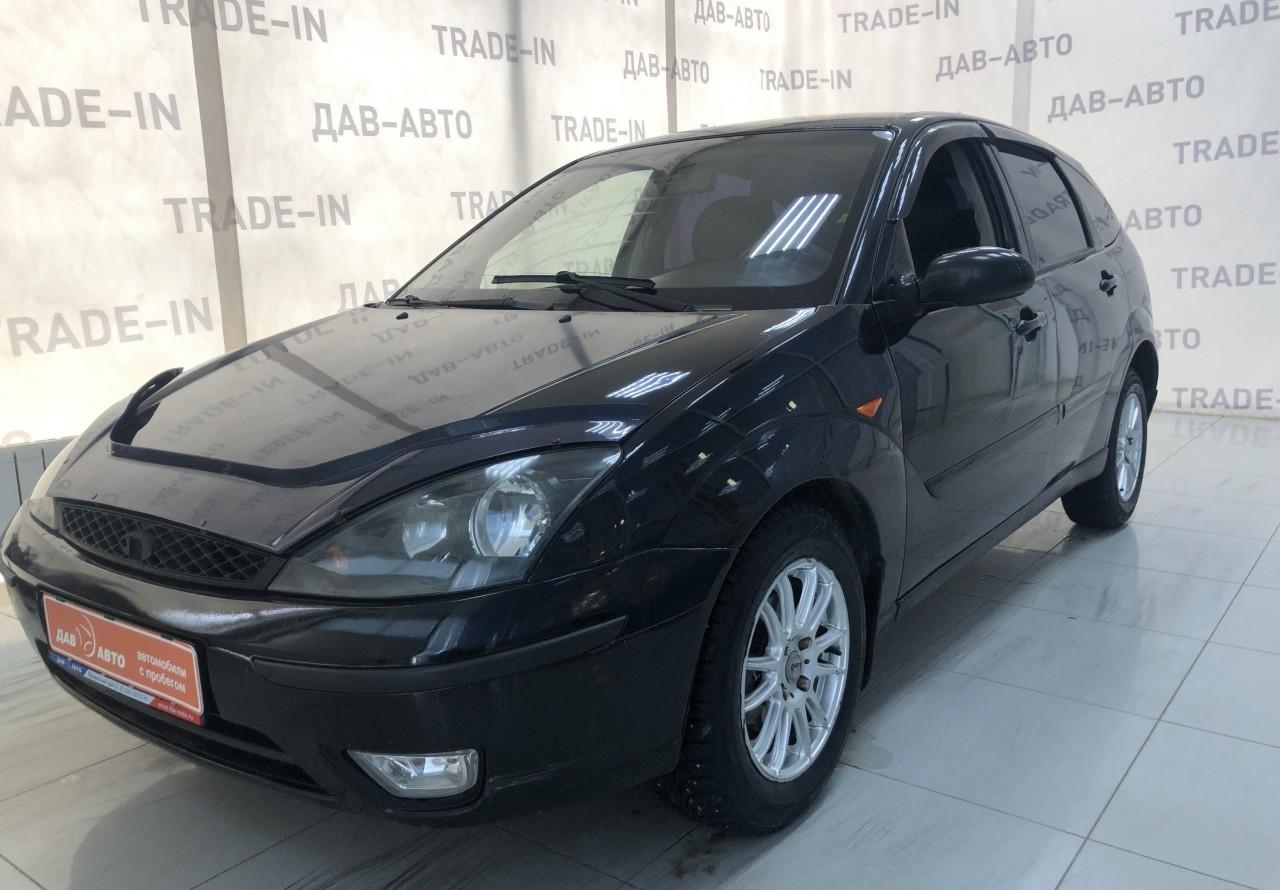 Ford Focus Hatchback 2001 - 2005
