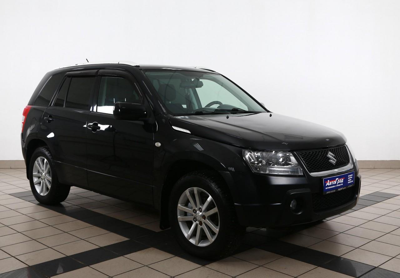 Suzuki Grand Vitara 2005 - 2008
