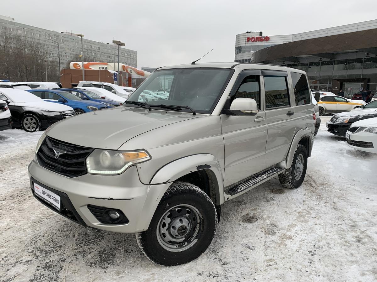 УАЗ Patriot 2014 - 2016
