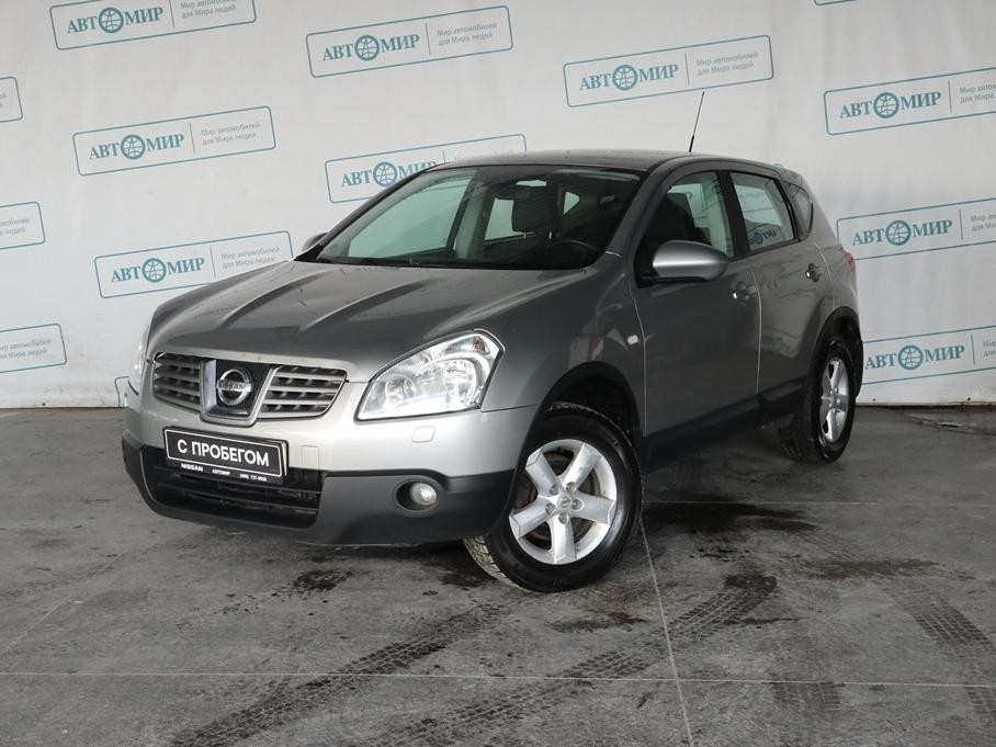 Nissan Qashqai 2006 - 2010
