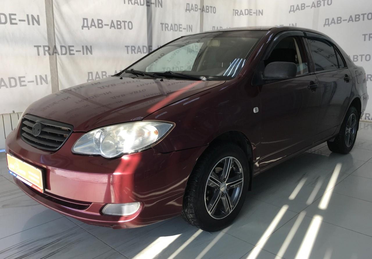 BYD F3 Sedan 2005 - 2013