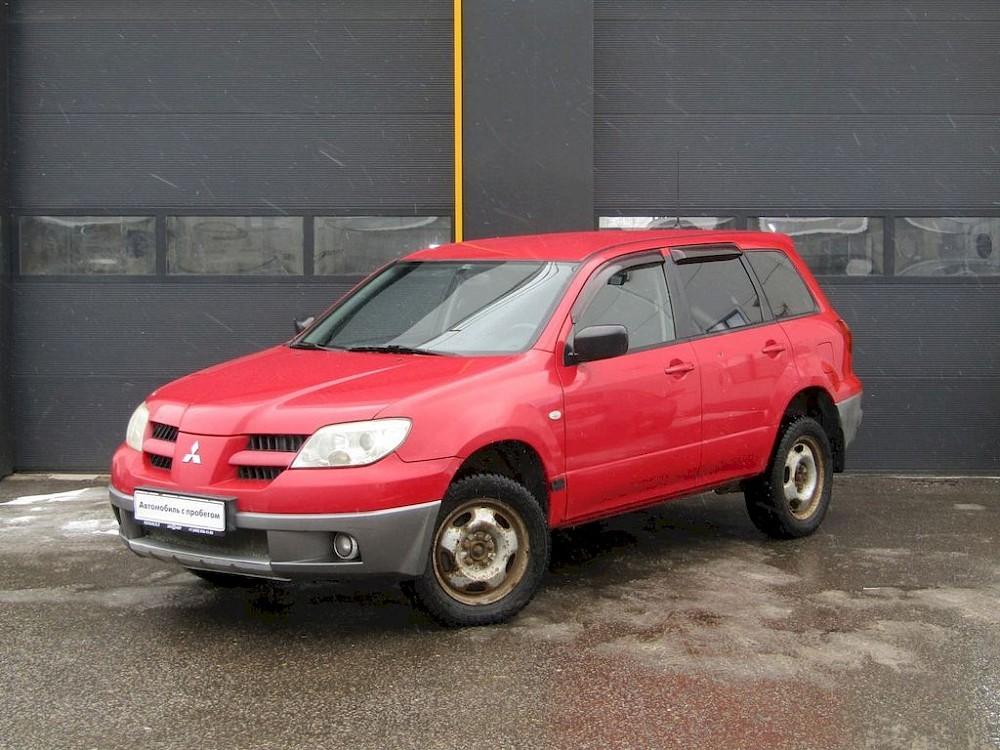 Mitsubishi Outlander 2002 - 2008