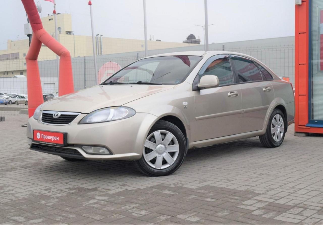 Daewoo Gentra Sedan