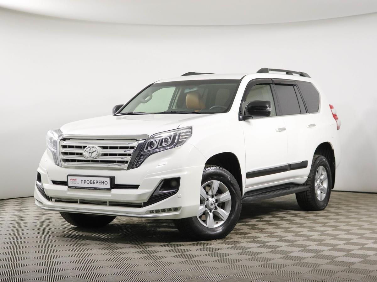 Toyota Land Cruiser Prado 2013 - 2017