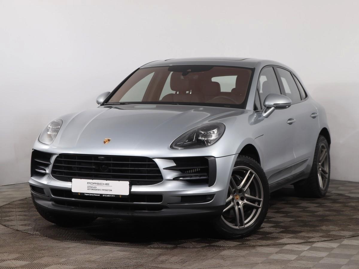 Porsche Macan 2018 - по н.в.