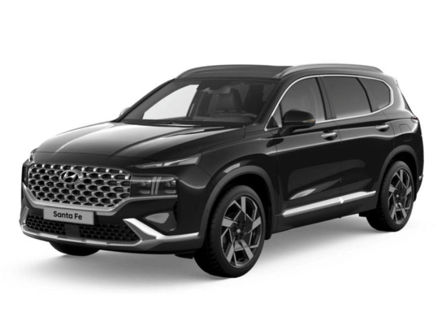 Hyundai Santa Fe 2018 - по н.в.