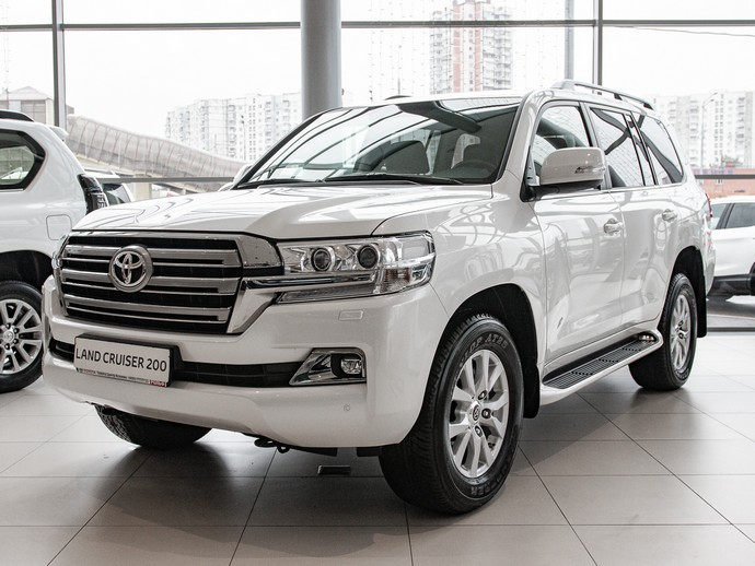 Toyota Land Cruiser Suv