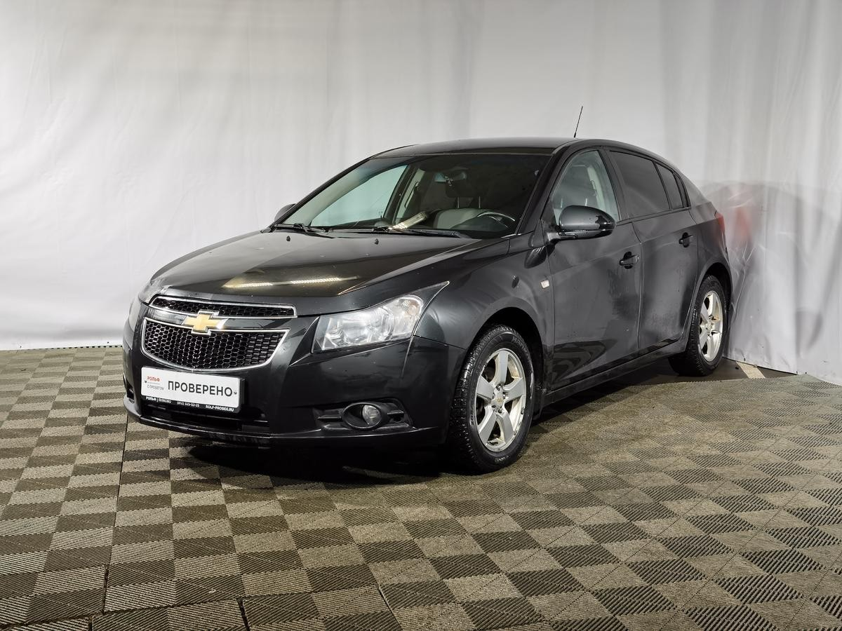 Chevrolet Cruze Hatchback 2009 - 2012