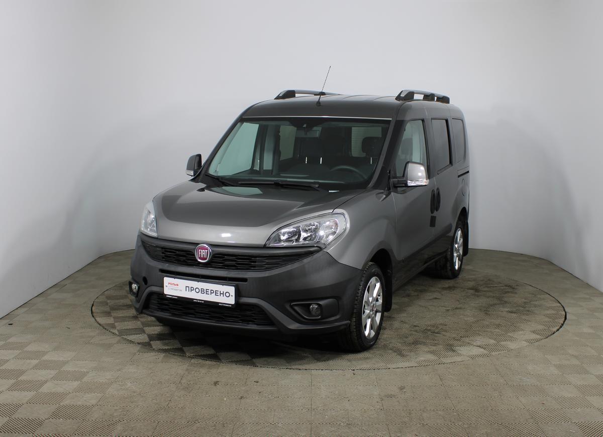 Fiat Doblo 2015 - по н.в.