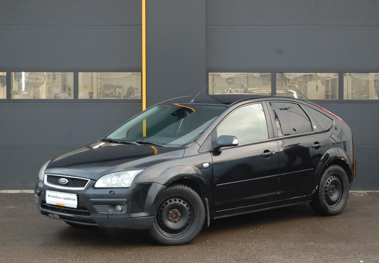 Ford Focus Hatchback 2005 - 2008