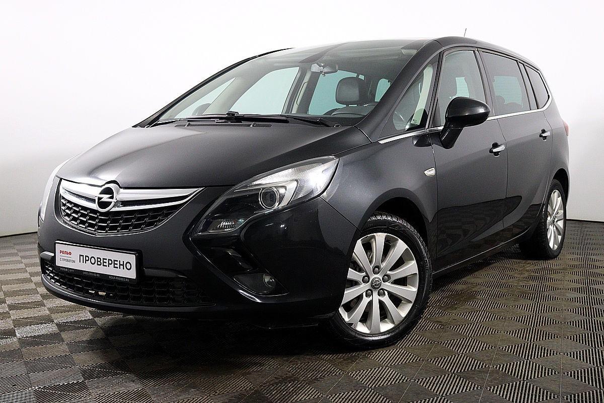 Opel Zafira Compactvan 2011 - 2016
