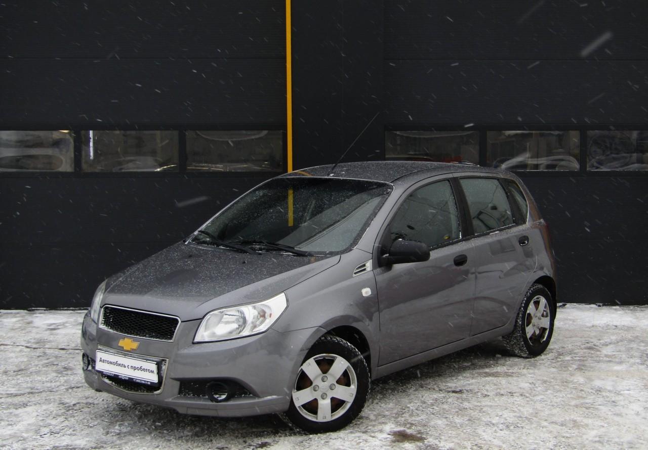Chevrolet Aveo Hatchback 2008 - 2012
